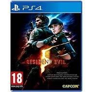 Resident Evil 5 - PS4 - Konsolenspiel