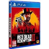 Red Dead Redemption 2  - PS4 - Konsolenspiel