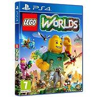 LEGO Worlds - PS4 - Konsolenspiel