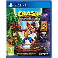 Crash Bandicoot N Sane Trilogy - PS4 - Konsolenspiel