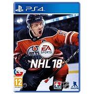 NHL 18 - PS4 - Spiel für die Konsole
