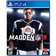 Madden NFL 18 - PS4 - Konsolenspiel