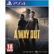 A Way Out - PS4 - Spiel für die Konsole