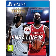 NBA Live 18 - PS4 - Spiel für die Konsole