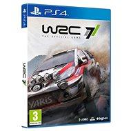 WRC 7 - PS4 - Konsolenspiel