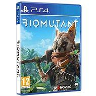 Biomutant - PS4 - Spiel für die Konsole