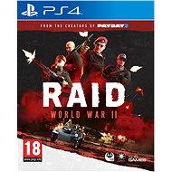 RAID: World War II - PS4 - Spiel für die Konsole