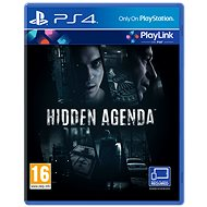 Hidden Agenda - PS4 - Konsolenspiel