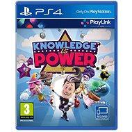 Knowledge is Power - PS4 - Spiel für die Konsole