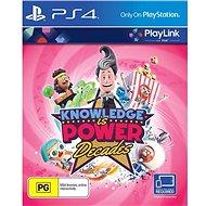 Knowledge is Power Decades - PS4 - Konsolenspiel