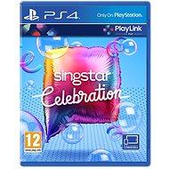 Singstar Celebration - PS4 - Spiel für die Konsole