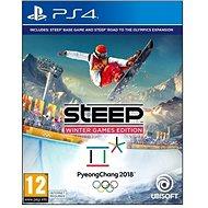 Steep Winter Games Edition - PS4 - Konsolenspiel
