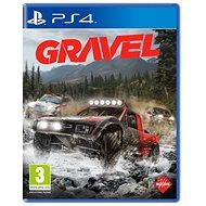 Gravel - PS4 - Spiel für die Konsole