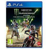 Monster Energy Supercross - PS4 - Spiel für die Konsole