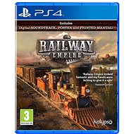Railway Empire - PS4 - Spiel für die Konsole