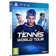 Tennis World Tour - PS4 - Spiel für die Konsole