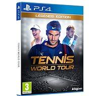 Spiel für die Konsole Tennis World Tour - Legendäre Ausgabe - PS4 - Spiel für die Konsole