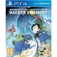 Digimon Story: Cyber Sleuth - Hacker's Memory - PS4 - Spiel für die Konsole
