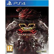 Street Fighter V Arcade Edition - PS4 - Konsolenspiel