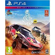Dakar 18 - PS4 - Spiel für die Konsole