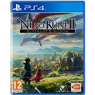 Ni No Kuni II: Revenant Kingdom - PS4 - Konsolenspiel
