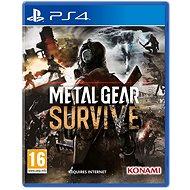 Metal Gear Survive - PS4 - Konsolenspiel