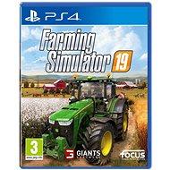 Farming Simulator 19 - PS4 - Konsolenspiel