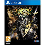 Dragon's Crown Pro Battle - Hardened Edition - PS4 - Spiel für die Konsole