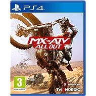 MX vs. ATV - Alles raus - PS4 - Spiel für die Konsole