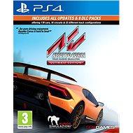 Assetto Corsa: Ultimate Edition - PS4 - Spiel für die Konsole