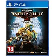 Warhammer 40.000: Inquisitor - Martyr (Imperium Edition) - PS4 - Spiel für die Konsole