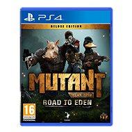 Mutant Year Zero: Road to Eden - PS4 - Konsolenspiel