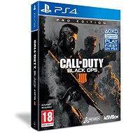 Call of Duty: Black Ops 4 PRO - PS4 - Konsolenspiel