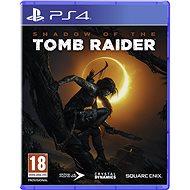 Shadow of the Tomb Raider - PS4 - Konsolenspiel