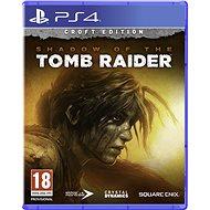 Shadow of the Tomb Raider Croft Edition - PS4 - Konsolenspiel