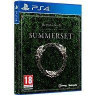 The Elder Scrolls Online: Summerset - PS4 - Spiel für die Konsole