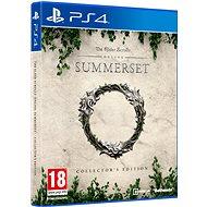 The Elder Scrolls Online: Summerset Collectors Edition - PS4 - Spiel für die Konsole