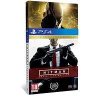 HITMAN: Definitive Steelbook Edition - PS4 - Konsolenspiel