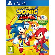 Sonic Mania Plus - PS4 - Konsolenspiel