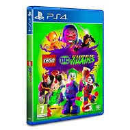 LEGO DC Super Villains - PS4 - Konsolenspiel