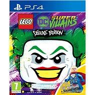 Lego DC Superschurken Deluxe Edition - PS4 - Konsolenspiel