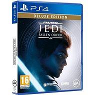 Star Wars Jedi: Fallen Order Deluxe Edition - PS4 - Konsolenspiel