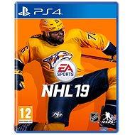NHL 19 - PS4 - Konsolenspiel
