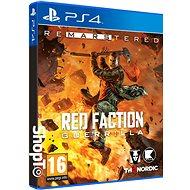 Red Faction Guerrilla Re-Mars-tered Edition - PS4 - Konsolenspiel