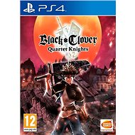 Black Clover Quartet Knights - PS4 - Konsolenspiel
