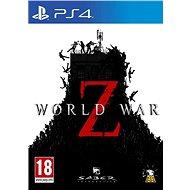 World War Z - PS4 - Konsolenspiel