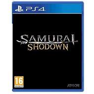 Samurai Showdown - PS4 - Konsolenspiel