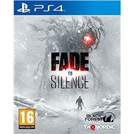 Fade to Silence - PS4 - Konsolenspiel