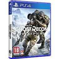 Tom Clancys Ghost Recon: Breakpoint - PS4 - Konsolenspiel