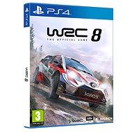 WRC 8 The Official Game - PS4 - Konsolenspiel